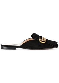 Gucci GG marmont slippers