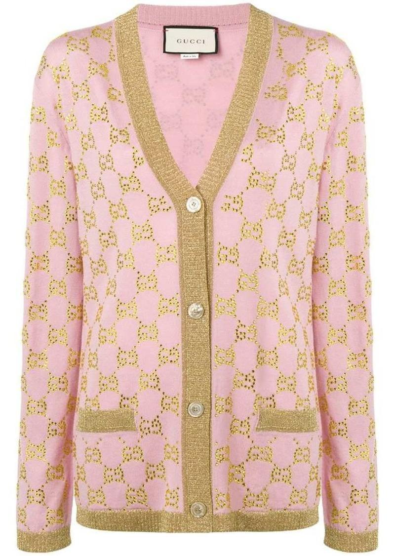 398cd3c0 GG motif cardigan