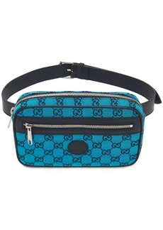 Gucci Gg Multicolor Canvas Belt Bag