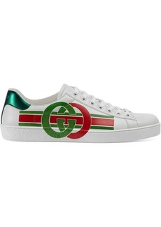 Gucci GG print Ace sneakers