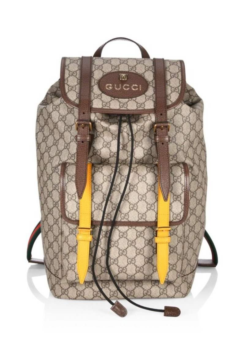 d8a7e38ad55b Gucci GG Supreme Backpack | Bags