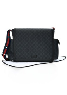 Gucci GG Supreme Diaper Bag