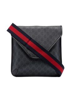 Gucci GG Supreme envelope messenger bag