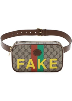 Gucci Gg Supreme Fake Not Belt Bag
