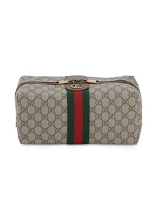 Gucci Gg Supreme Ophidia Toiletry Bag