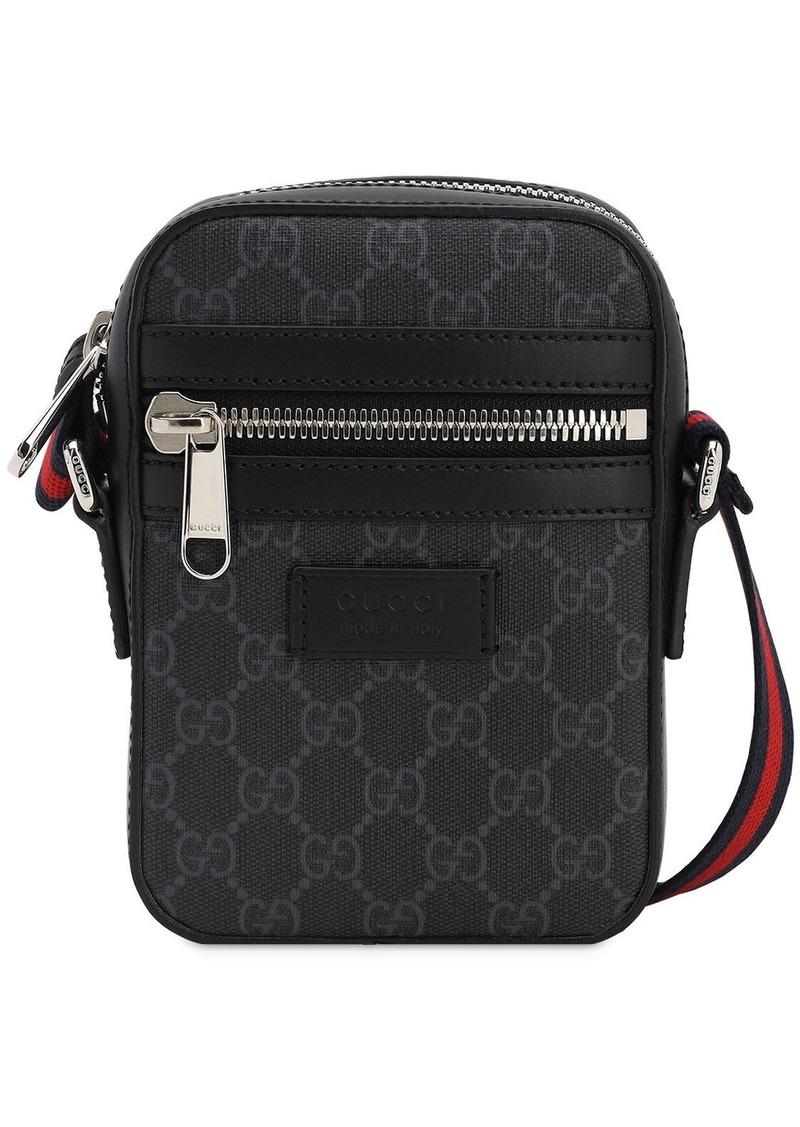 Gucci Gg Supreme Small Crossbody Bag