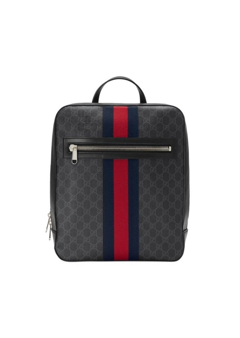 0ef724d82 Gucci GG Supreme Web Backpack | Bags
