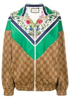 Gucci GG technical jersey sweatshirt