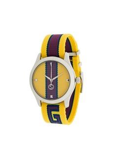 Gucci GG Web watch