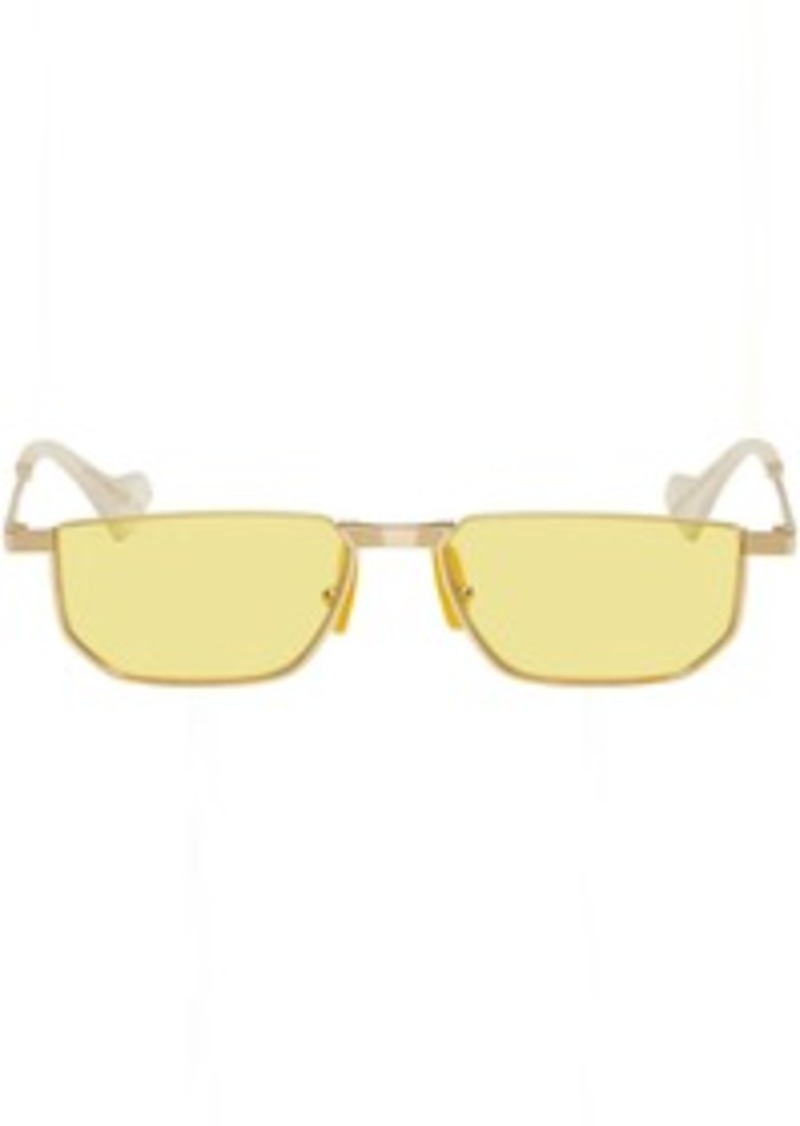 Gucci Gold 60s Sunglasses