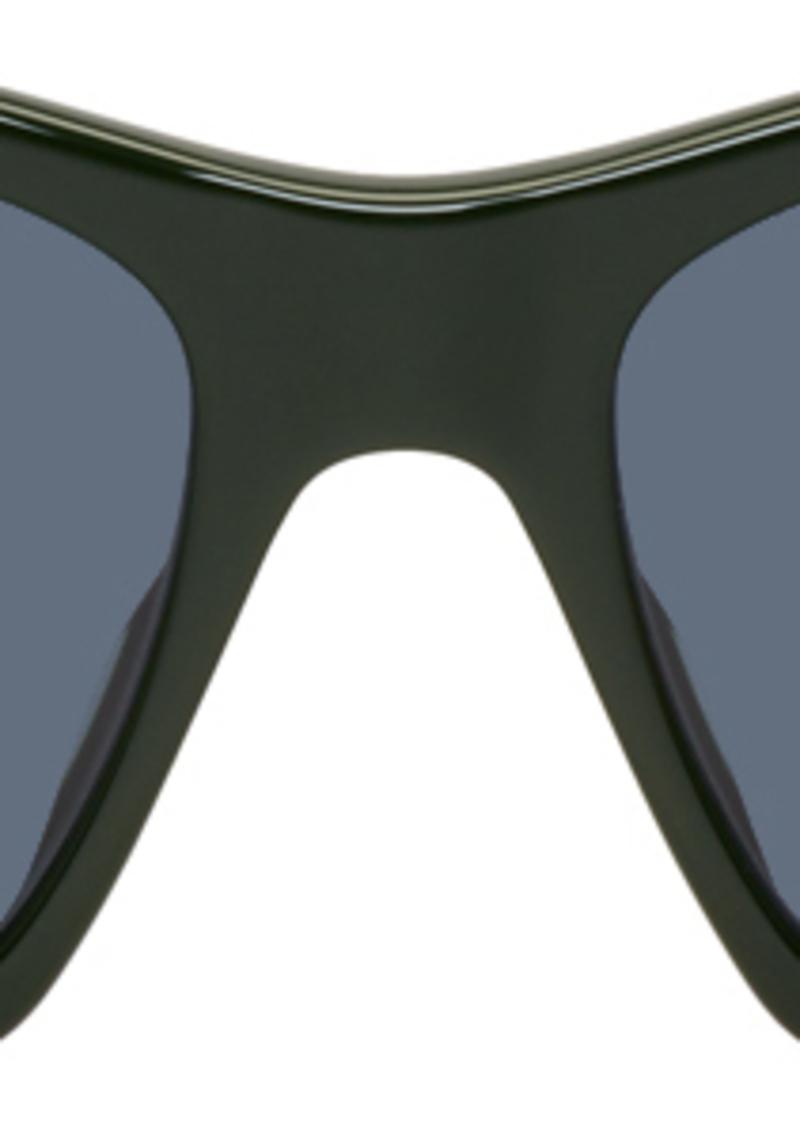 Gucci Green Anima Decor Sunglasses