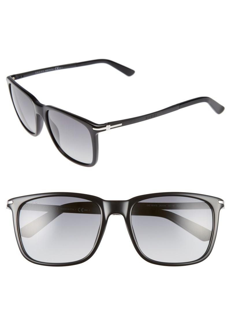 Gucci 1104/S 55mm Sunglasses