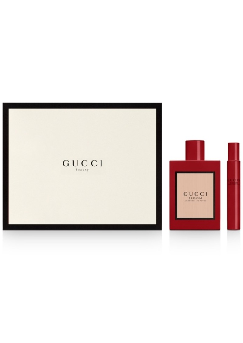 Gucci 2-Pc. Bloom Ambrosia di Fiori Eau de Parfum Intense Gift Set