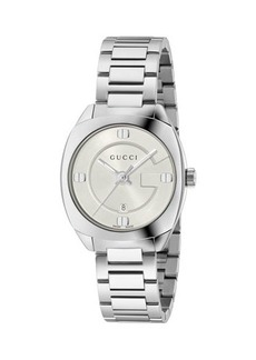 Gucci 29mm Stainless Steel Bracelet Watch