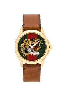 Gucci 38MM Le Marche des Merveilles Tiger Head Watch