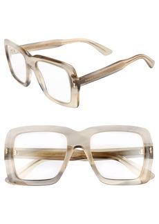 Gucci 53mm Square Sunglasses
