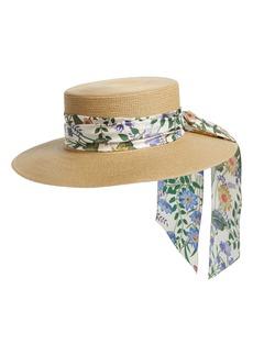Gucci Alba Straw Hat