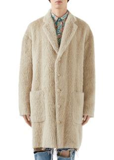 Gucci Alpaca Blend Coat
