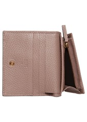 b257d0693ba3a4 Gucci Animalier Bee Leather Card Case Gucci Animalier Bee Leather Card Case