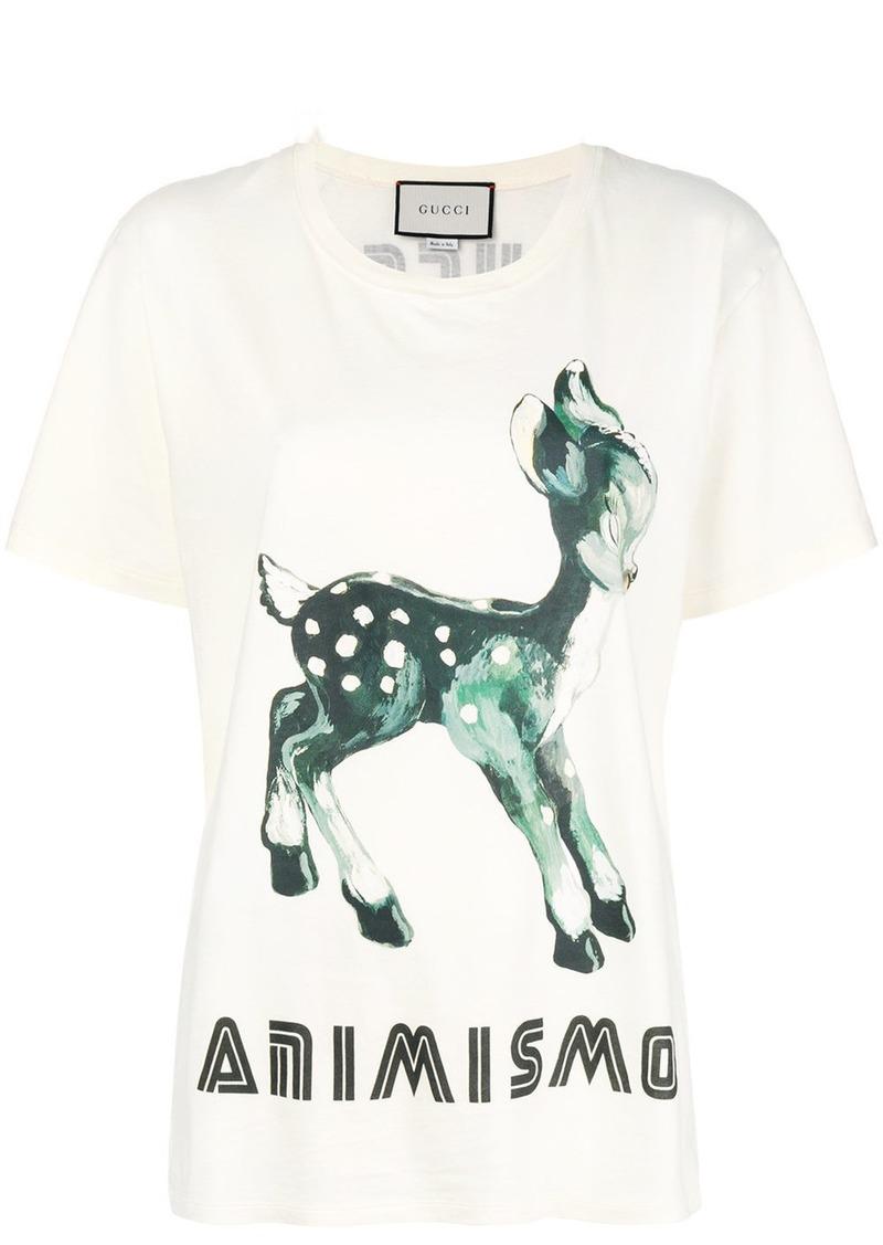 Gucci Bambi Animismo T-shirt