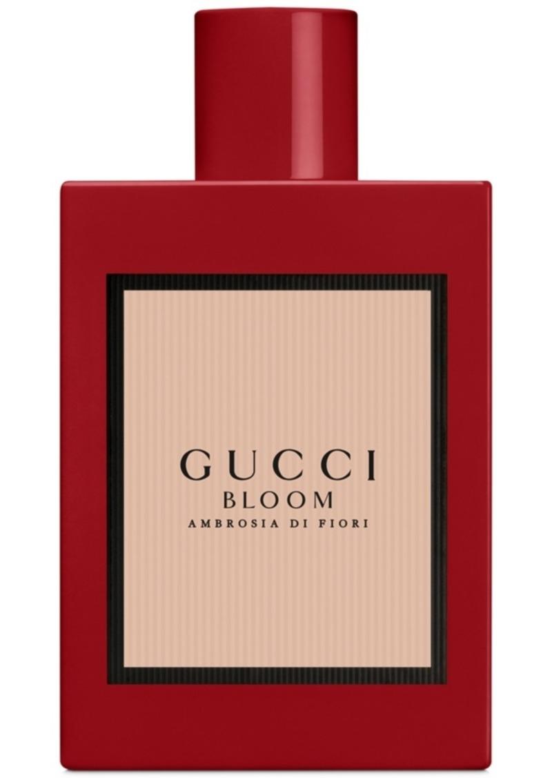 Gucci Bloom Ambrosia di Fiori Eau de Parfum Intense, 3.3-oz