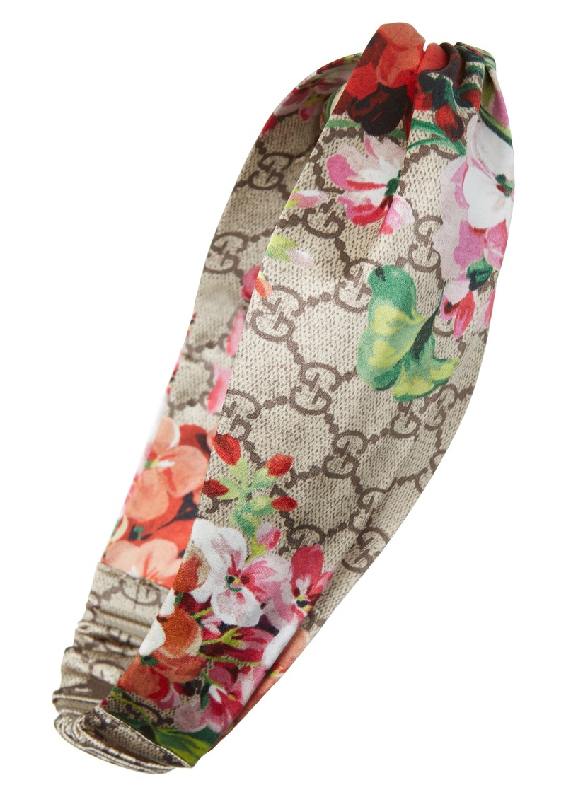 63ce8f5c0ae8c Blooms Silk Headband