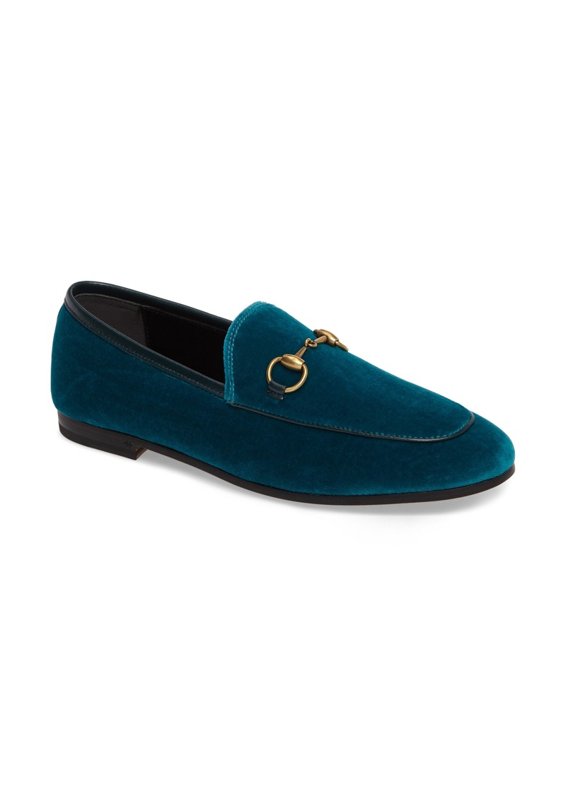 3bcc516751 Brixton Velvet Loafer (Women)