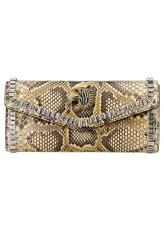 Gucci Broadway Genuine Python Clutch
