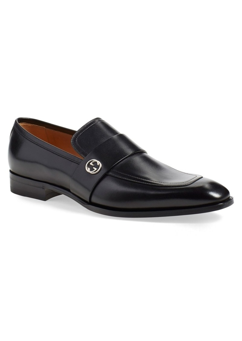 59457069ebd Gucci Gucci  Broadwick  Loafer (Men)