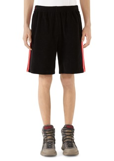 Gucci Chenille Jersey Shorts