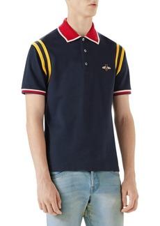 da0c90597 Gucci Gucci logo baiadera polo | Casual Shirts