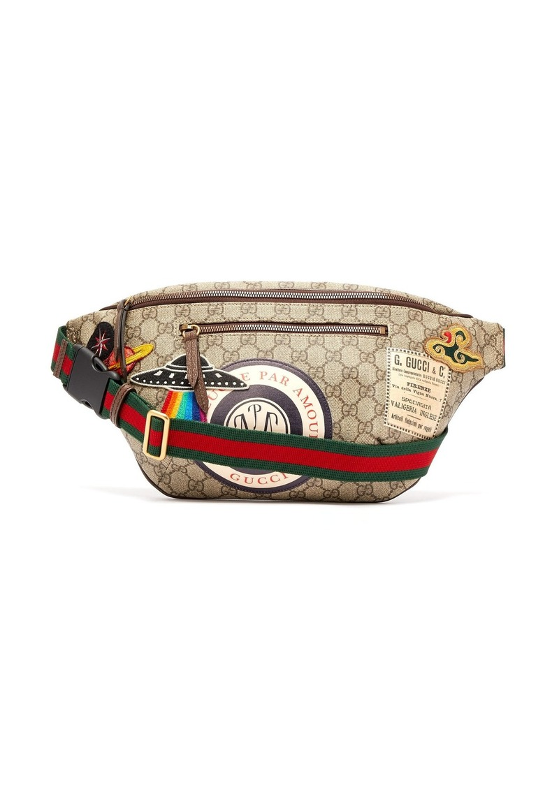 0aa7bcb1c146 Gucci Gucci Courrier GG Supreme belt bag | Bags