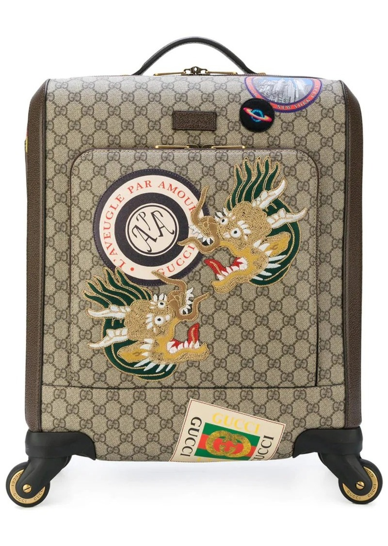 ac9535c3829 Gucci Gucci Courrier GG Supreme carry-on