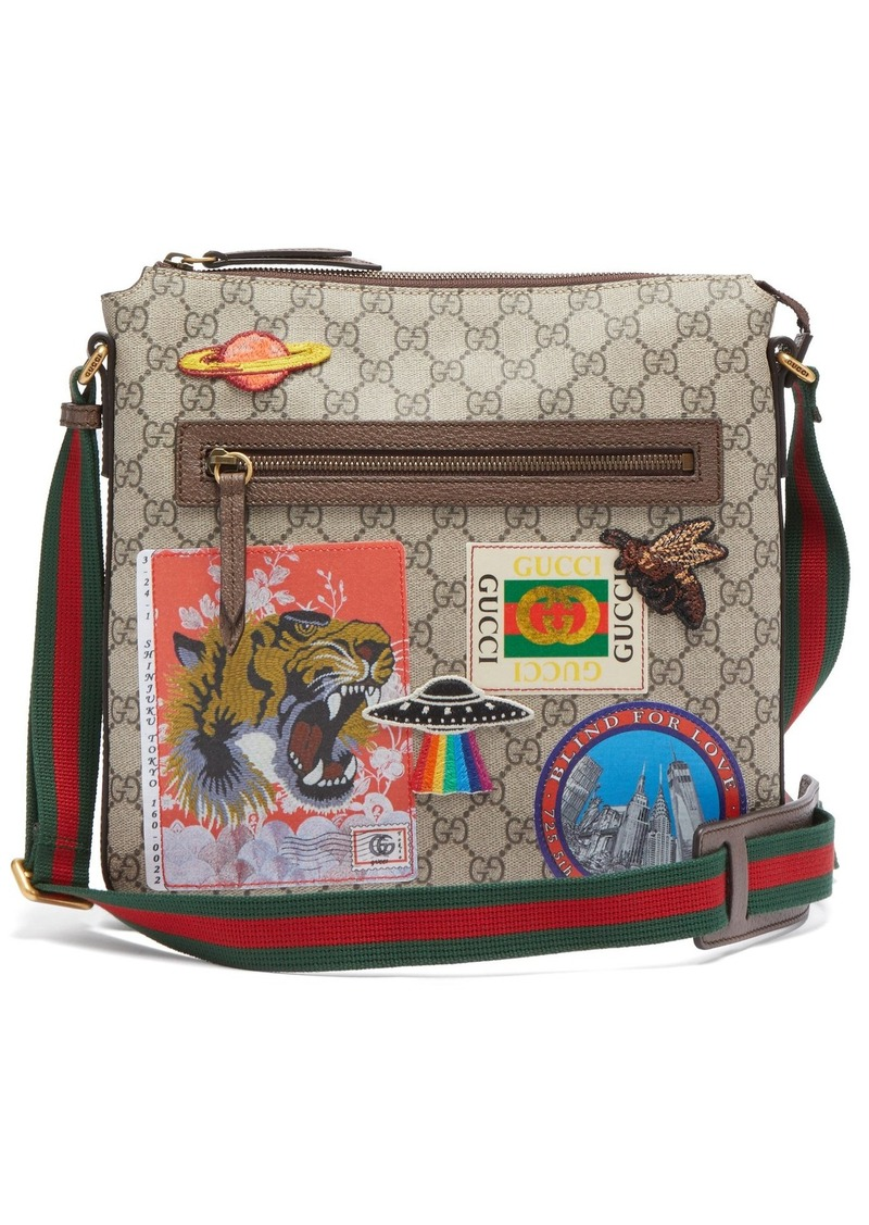 0c3fd67f16fb Gucci Gucci Courrier GG Supreme messenger bag | Bags