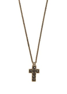 Gucci Cross pendant necklace