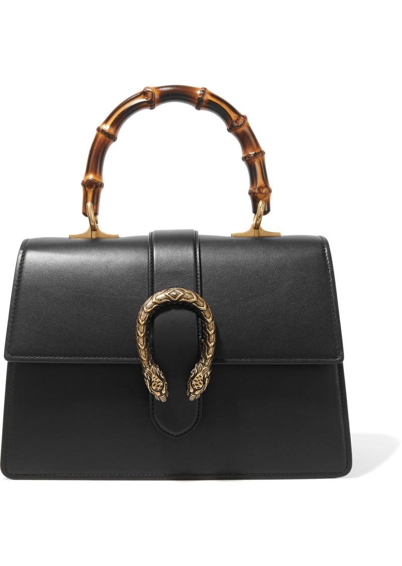 0d1742a5bddee5 Gucci Gucci Dionysus Bamboo medium leather tote   Handbags