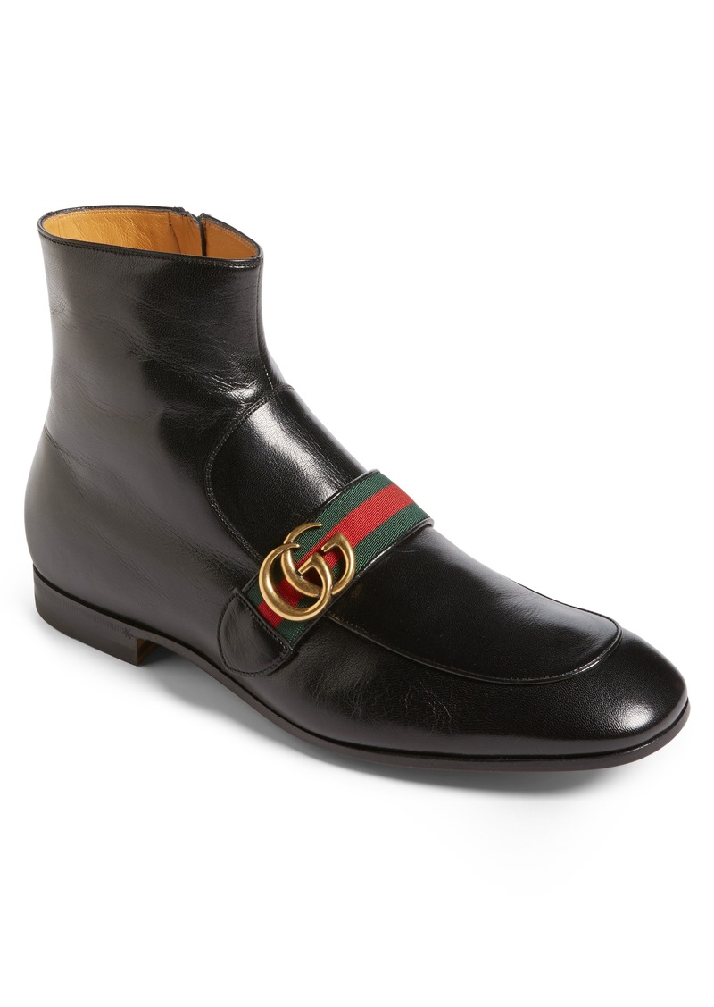 2a41dbb3e4b Gucci Gucci Donnie Boot (Men)