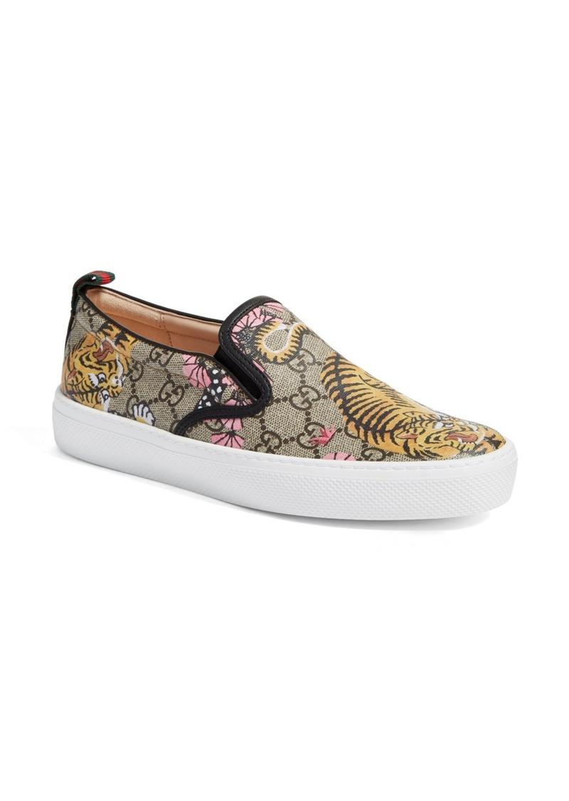 gucci gucci dublin tiger skate sneaker women shoes shop it to me. Black Bedroom Furniture Sets. Home Design Ideas