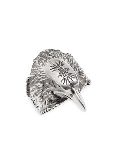 Gucci Eagle Ring