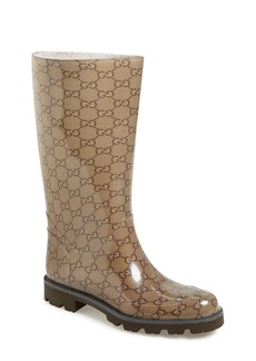 Gucci 'Edimburg GG' Rain Boot