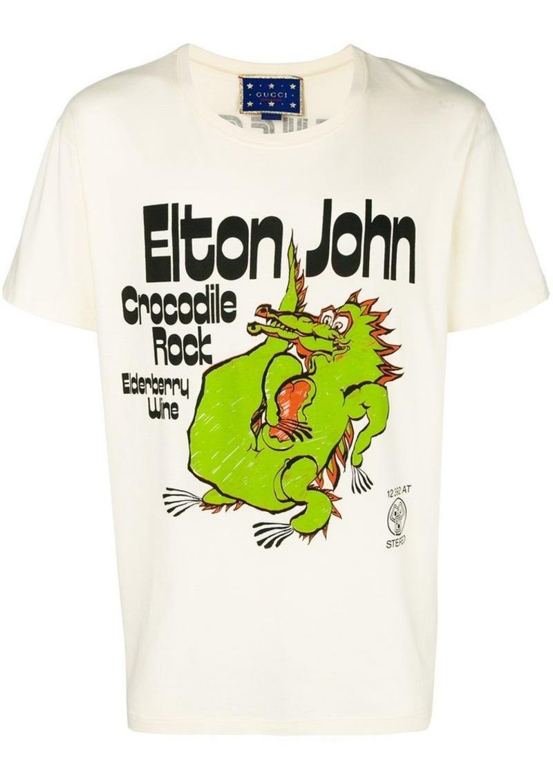 f94011c4dad1 Gucci Gucci Elton John T-shirt | T Shirts