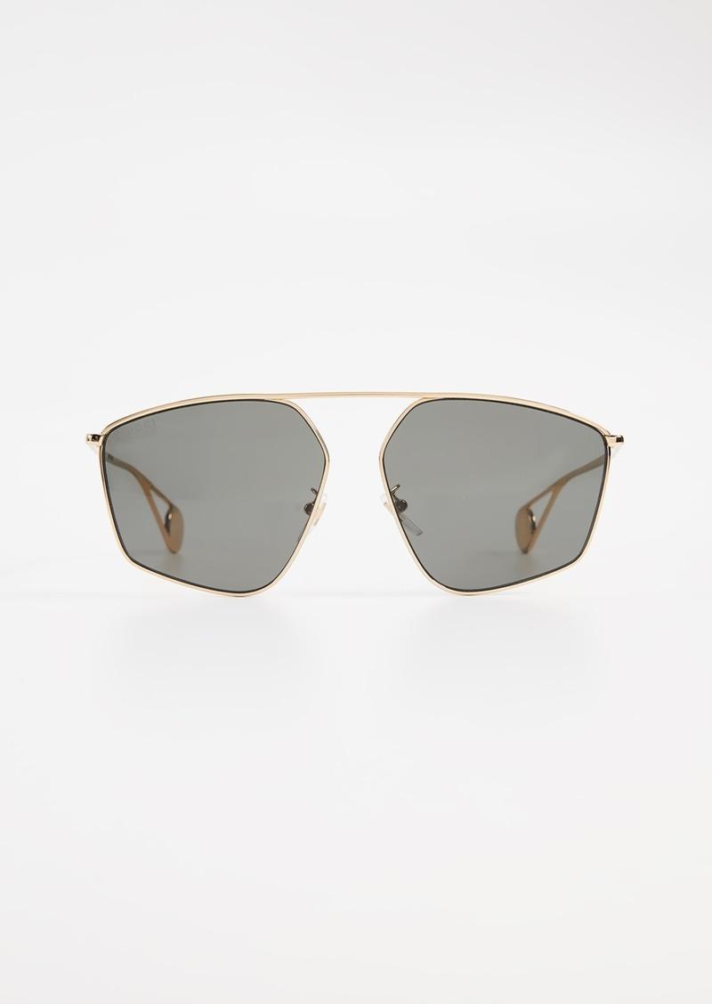 abead21627f Gucci Gucci Evolution Sunglasses