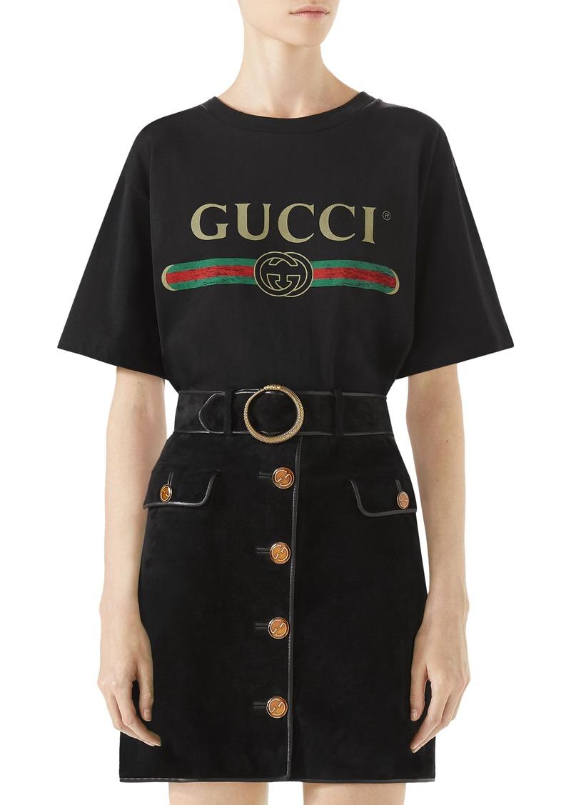 Gucci Logo Tee