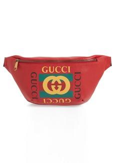 Gucci Fake Logo Waist Pack