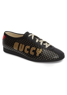 Gucci Falacer Guccy Print Sneaker (Men)