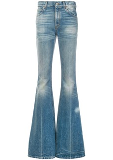 Gucci flared jeans - Blue