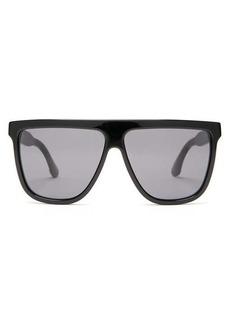 Gucci Flat top acetate sunglasses