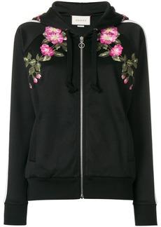 Gucci Flora bomber jacket - Black
