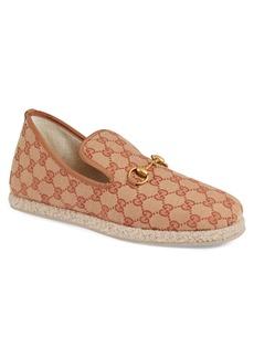 Gucci Fria GG Supreme Loafer (Men)