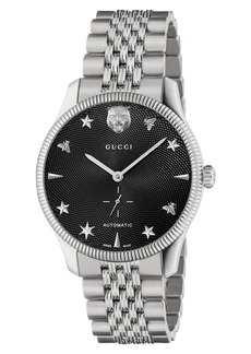 Gucci G-Timeless Bracelet Watch, 40mm